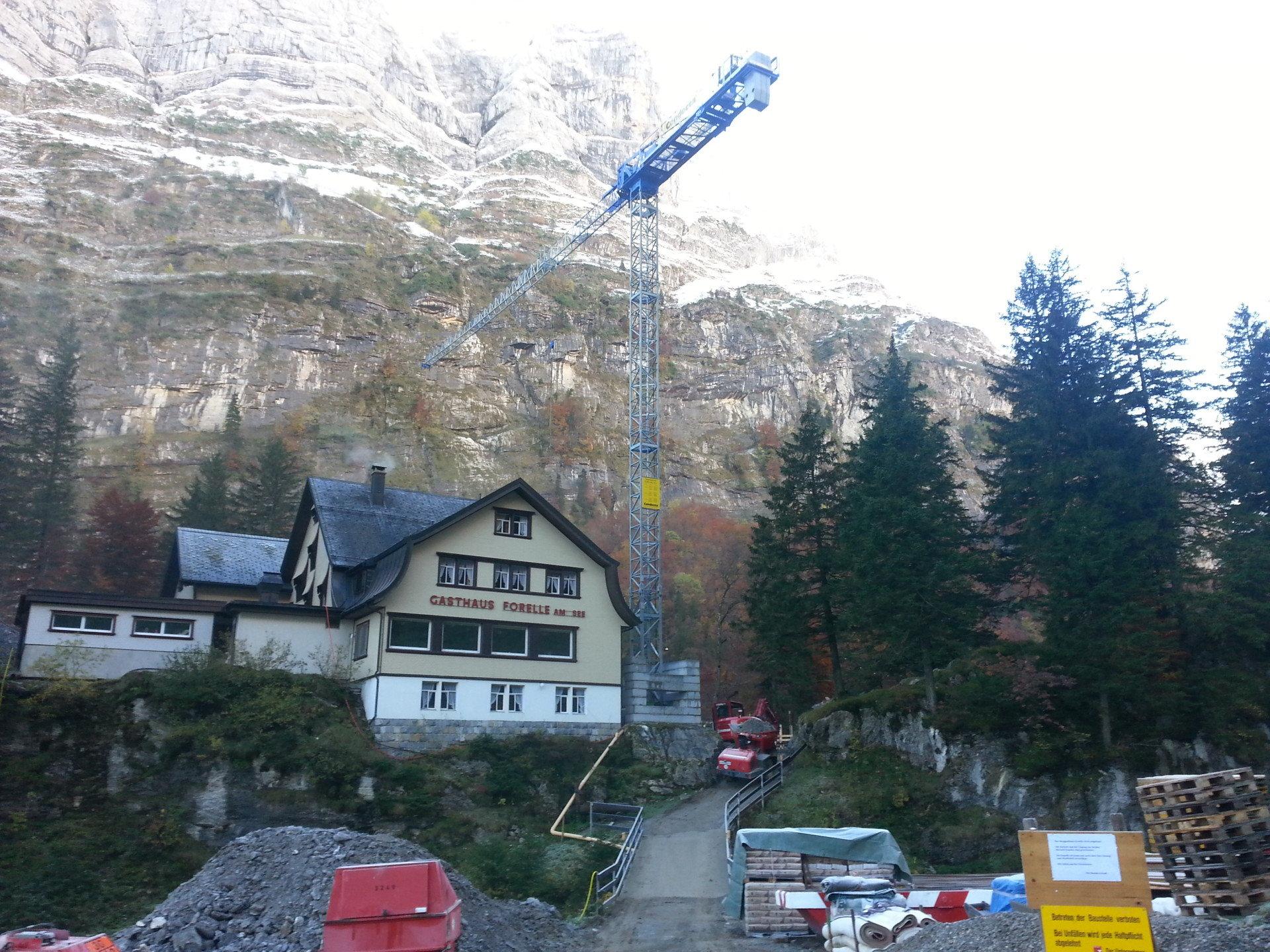 Berggasthaus Forelle