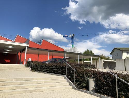 Gringel, Sanierung Realschulhaus