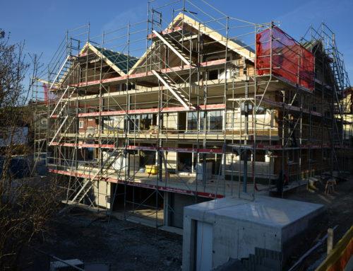 Neubau MFH Mock und Kuhac, Unterer Imm, 9050 Appenzell